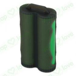 Funda Dual silicona para 2 baterías 18650