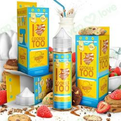 60ML I LOVE COOKIES TOO
