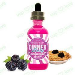BLACKBERRY CRUMBLE - DINNER LADY 50ML 0MG
