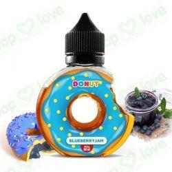 60ml Blueberry Jam Donut