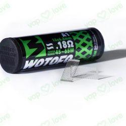 Mesh Coil 10und. 0.18ohm - Wotofo