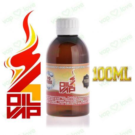 BASE VAPEO OIL4VAP 100ML 50% PROPANEDIOL / 50% VG - SIN NICOTINA