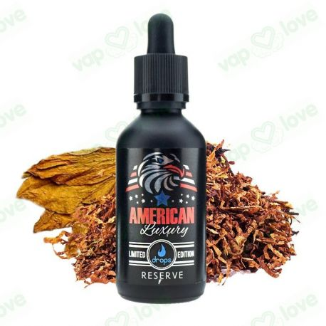 Drops American Luxury Edición Limitada 50ML 0MG