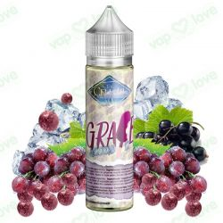 ICE grape 50ml 0mg - The Cellar Juice