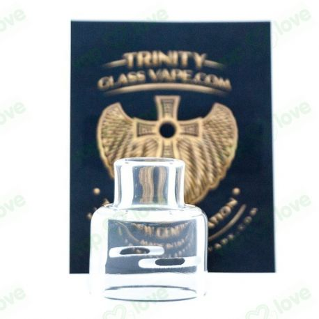 Glass Cap Competition Terk V2 - Trinity