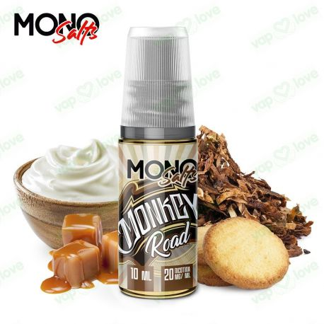 Monkey Road Mono Salt 10ml