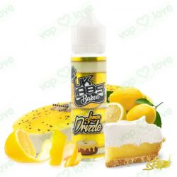 Lemon Drizzle 50ml 0mg - UK Labs