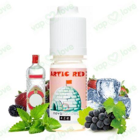 Aroma Artic Red 10ml - Nova Liquides