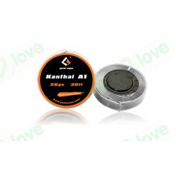 10m. GeekVape Kanthal A1 0.40mm (26GA)