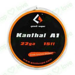 5m. GeekVape Kanthal A1 0.65mm (22GA)