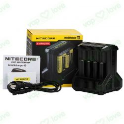 NITECORE INTELLICHARGER I8 Li-ion/NiMH 8 Slot