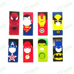SUPER HERO FUNDA BATERÍA WRAPS 18650