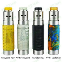 Kit Reuleaux RX Machina con Guillotine RDA - WISMEC