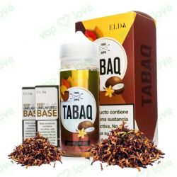 TABAQ 3MG PACK 120ML - ELDA