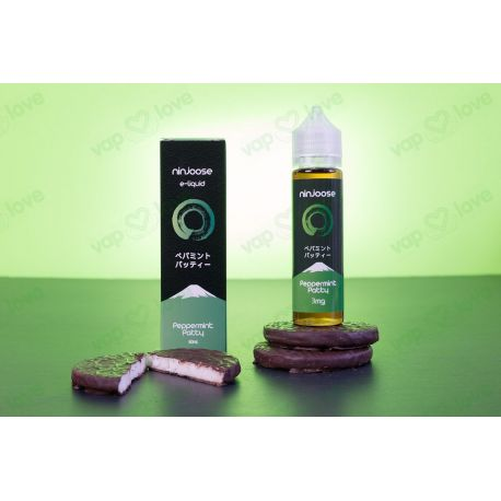 PEPPERMINT PATTY 50ML 0MG