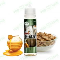 Great Breakfast 50ml 0mg - Drops