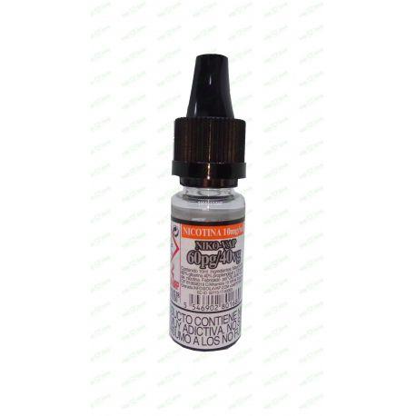 NIKO-VAP (Kit nicotina OIL4VAP) 60PG/40VG