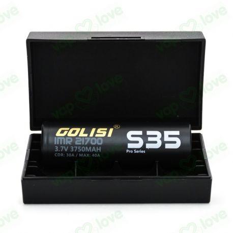 Batería Golisi S35 IMR 21700 3750mAh 30A