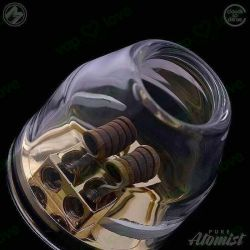 Dead Rabbit 22mm Trinity Glass Cap